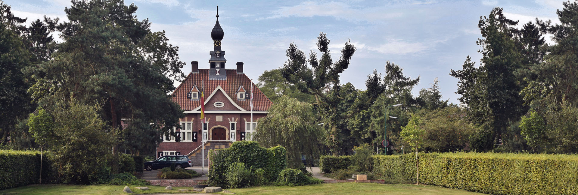 't Oude Raadhuis in Maarn